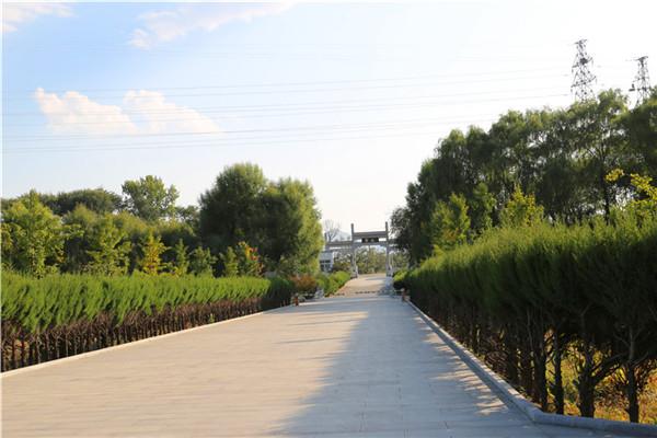 宝云岭墓园