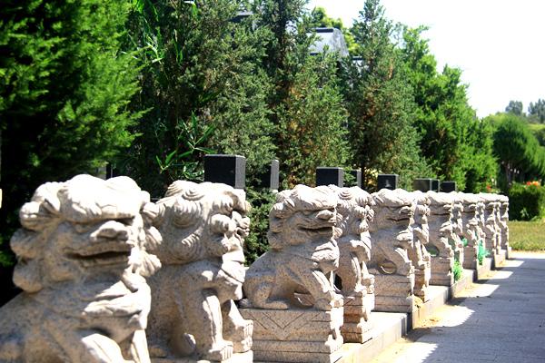 万桐园公墓
