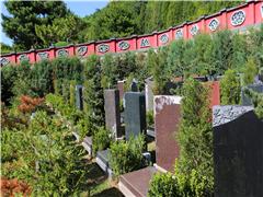 灵山宝塔陵园 — 祭扫班车每天发!