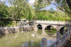 景仰园陵园小桥流水