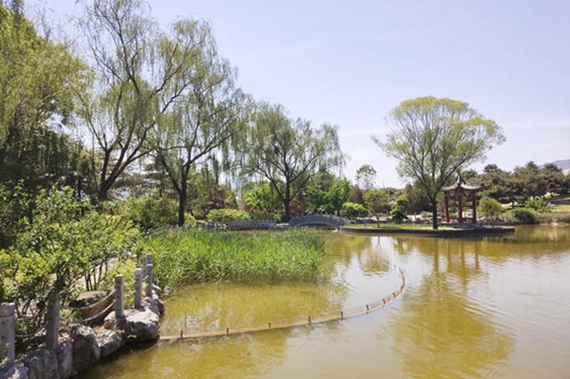 天寿陵园开车路线