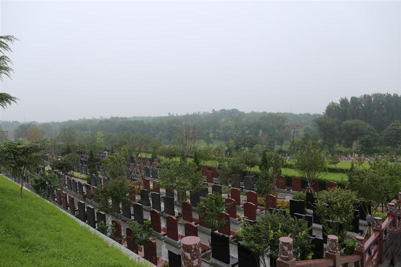 北京房山静安墓园
