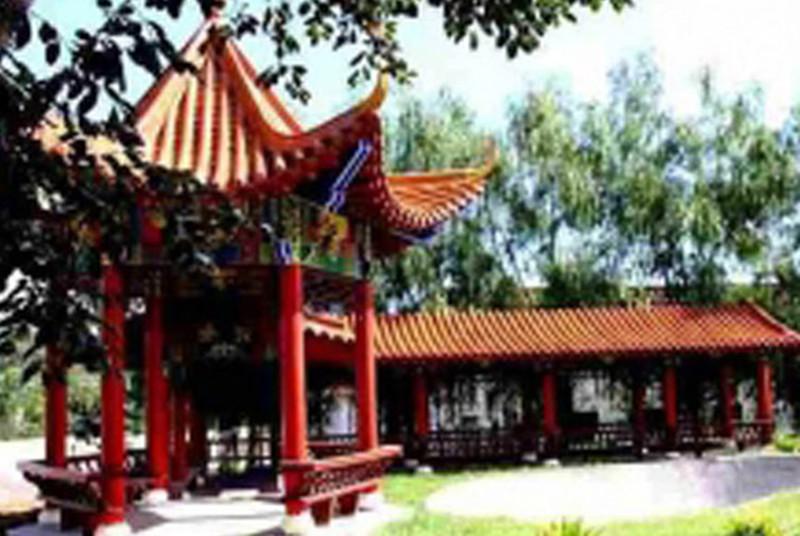 北京龙山公墓