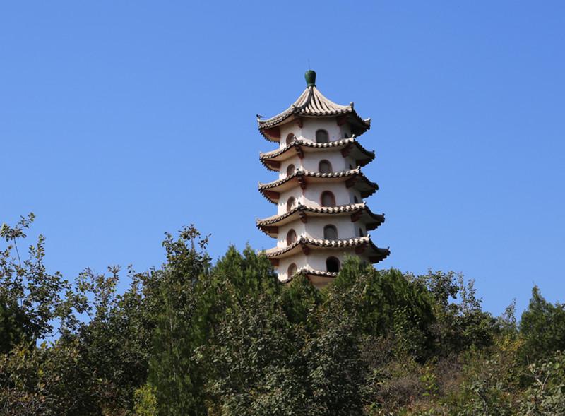 平谷归山陵园塔