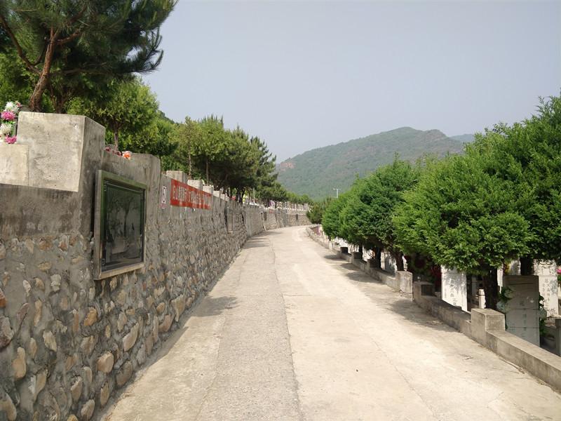 北京平谷归山陵园路线