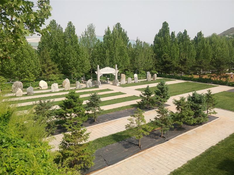 三河市灵山宝塔陵园