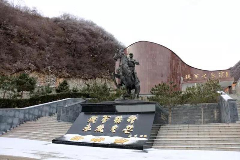 九公山长城纪念林铁军