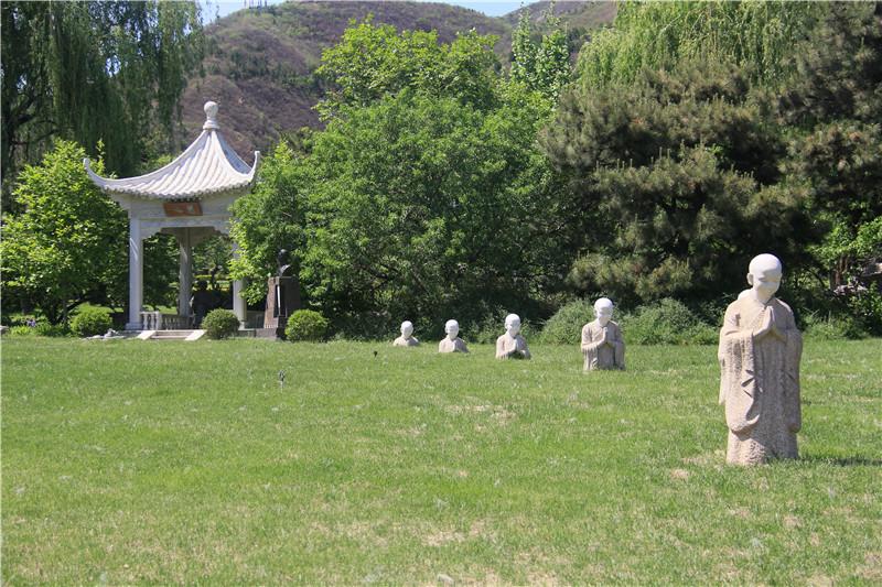 昌平天寿陵园景观