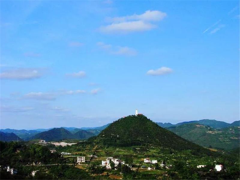 三河灵山宝塔陵园周边景观