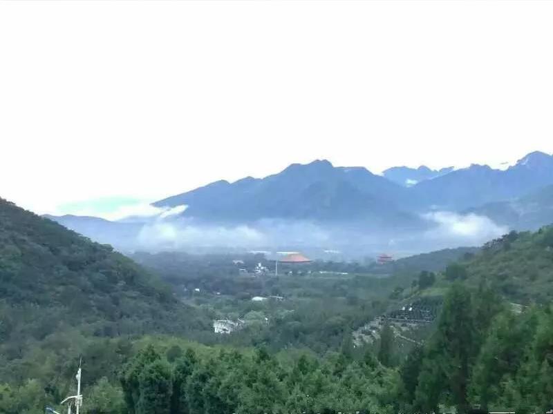 北京十三陵景仰园景观