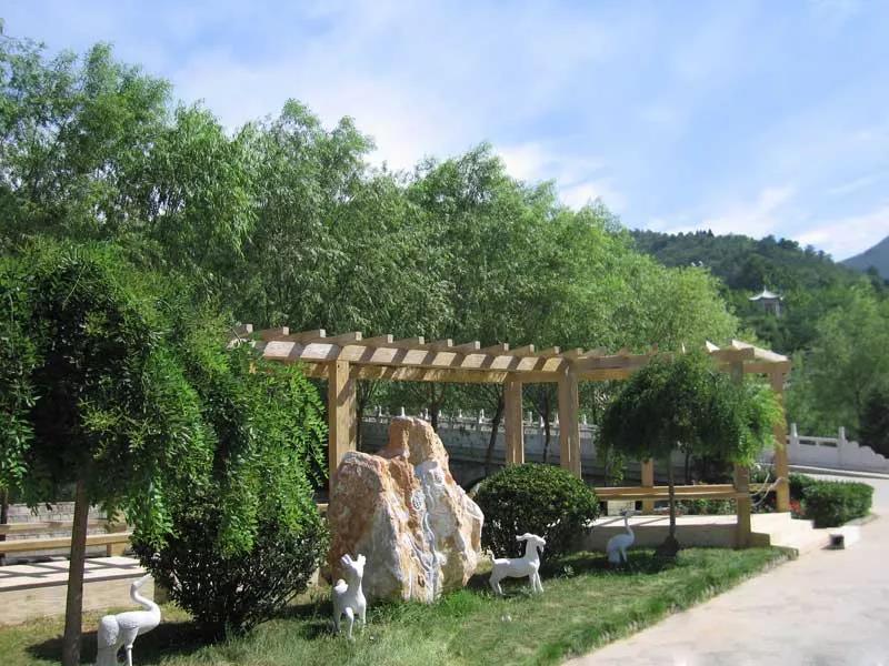 景仰园陵园景观