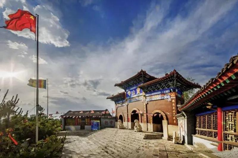 河北三河灵山寺传说
