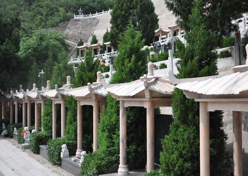 十三陵陵园之盘龙台公墓
