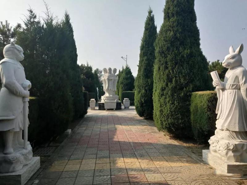高静园公墓十二生肖