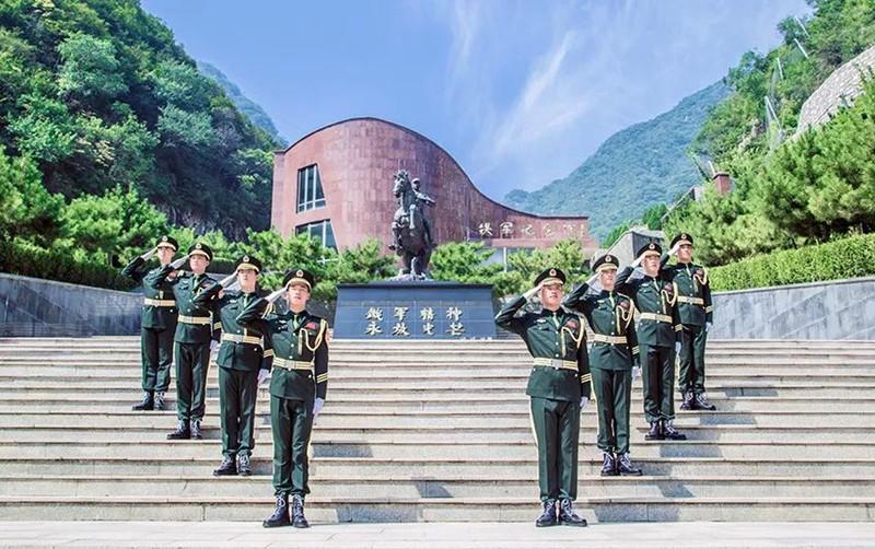 北京铁军纪念园