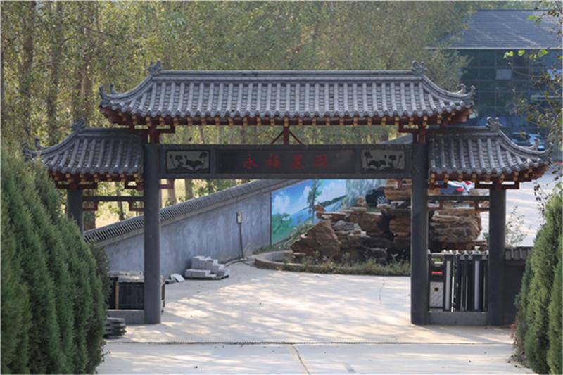 北京大兴永福公墓