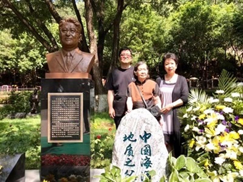 刘光鼎墓地