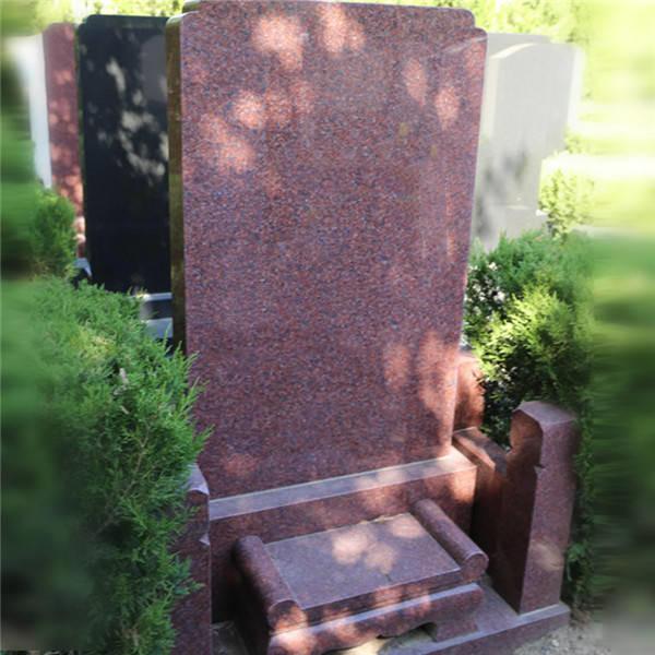 传统艺术立碑墓地