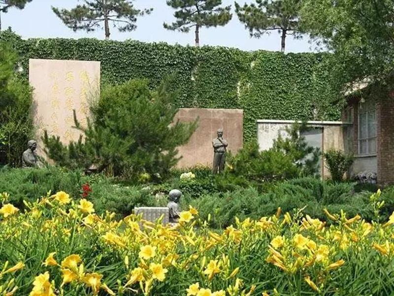 燕郊灵山墓园