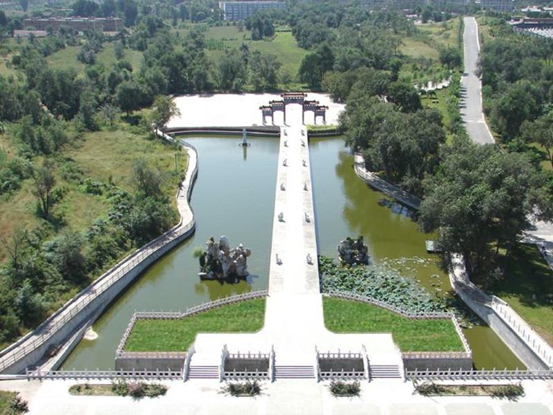 北京房山区静安墓园