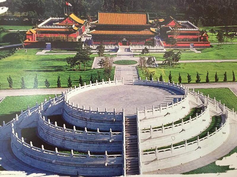 北京昌平天寿陵园