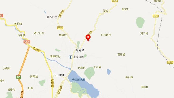 昌平景仰园公墓