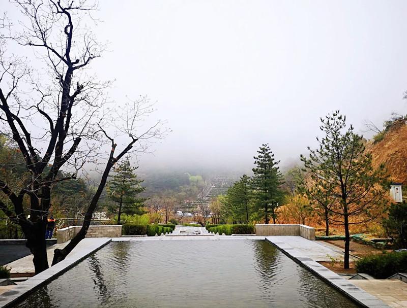 北京九公山墓地陵园