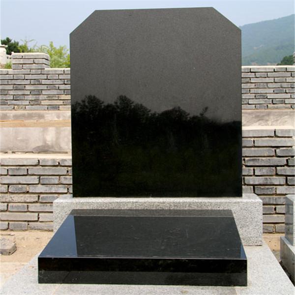 清东陵万佛园墓地碑型
