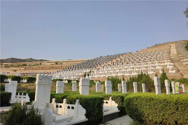 炎黄陵园墓地