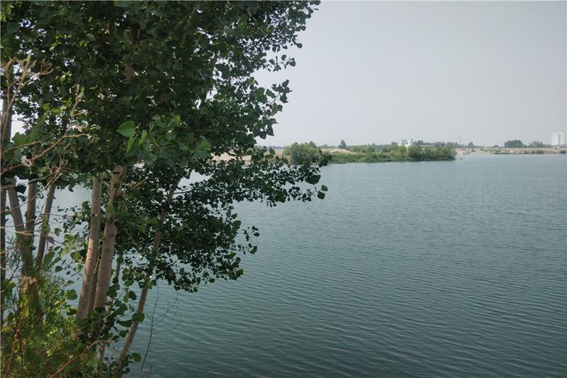 涿州万佛园景观