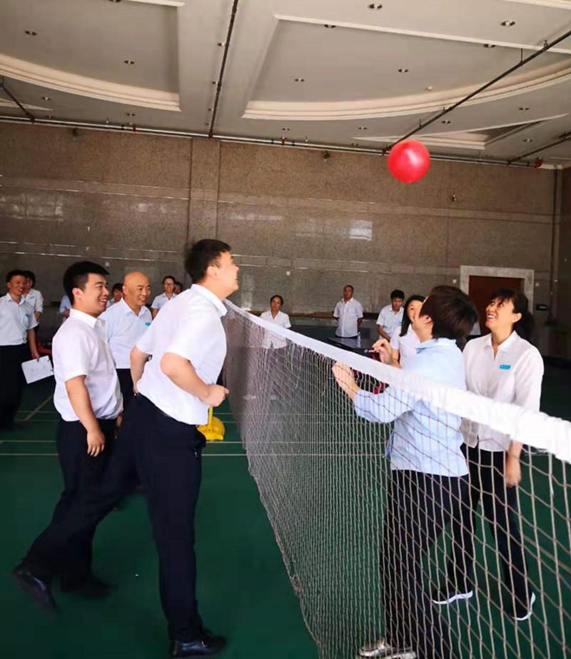 北京市潮白陵园活动