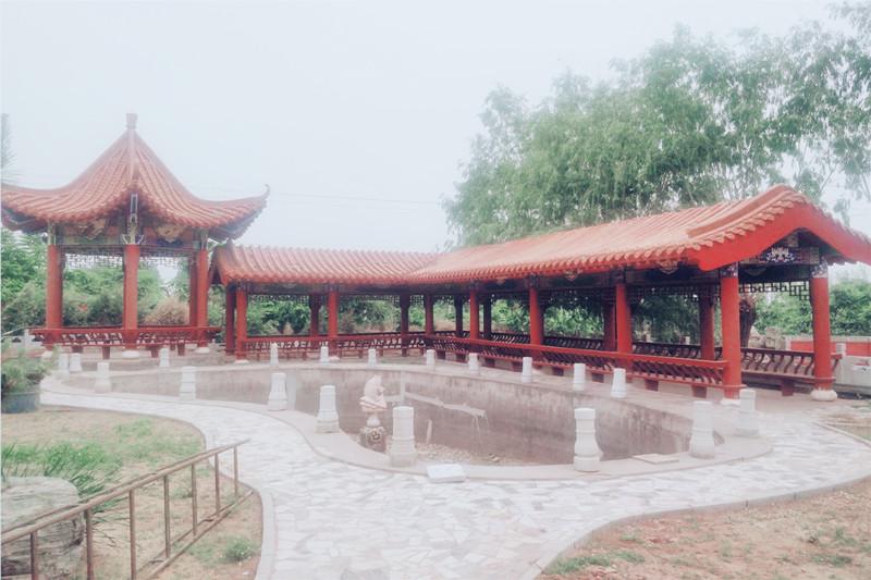 文安清颐园公墓