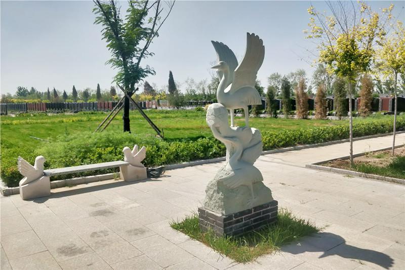 清颐园公墓景观