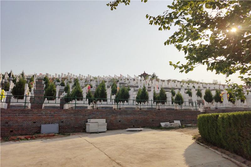 昌平炎黄陵园墓地区
