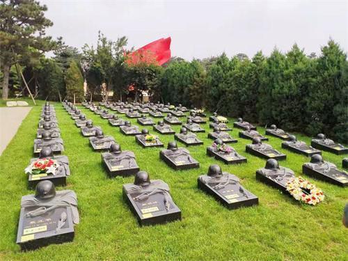 八宝山革命公墓烈士纪念园