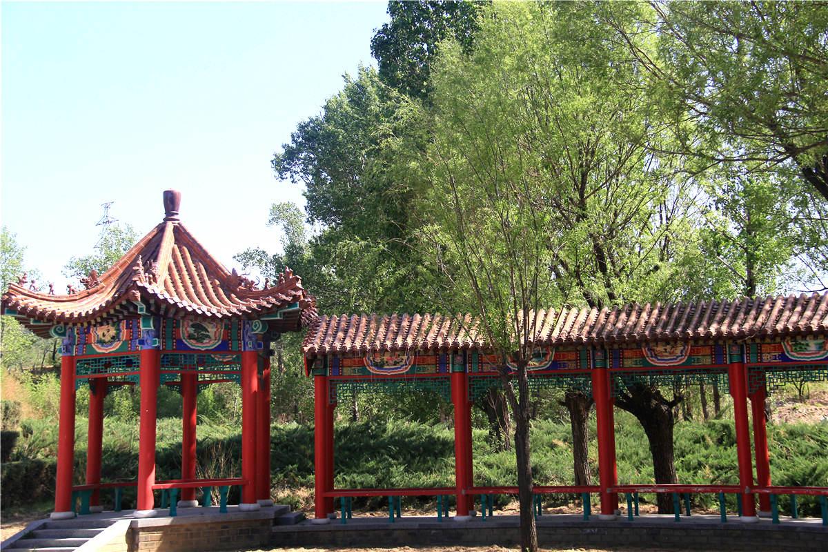 延庆福安园公墓