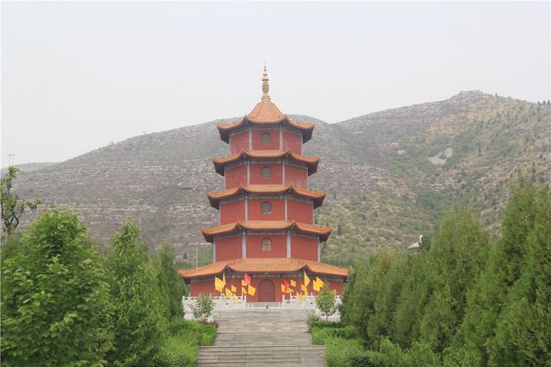 皇家龙山陵园景观