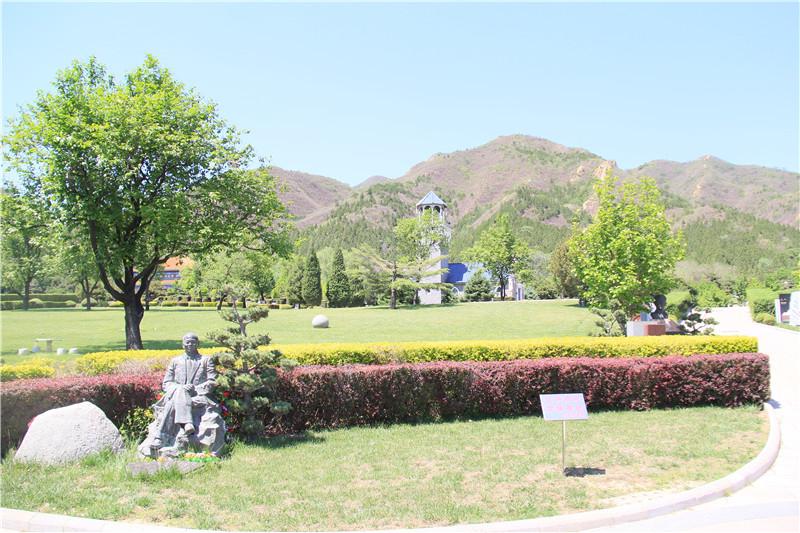 北京天寿陵园景观