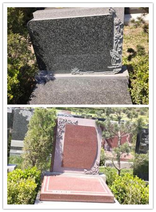 天寿陵园碑型