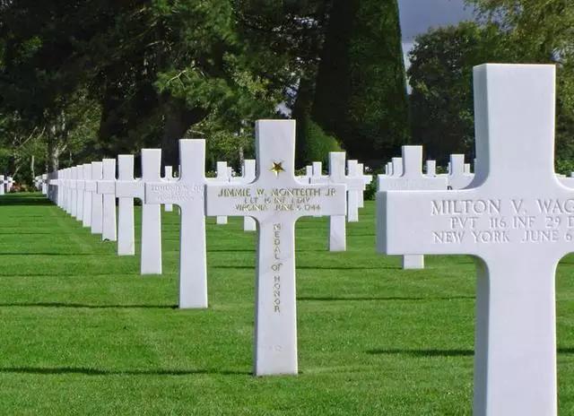 西方的墓园