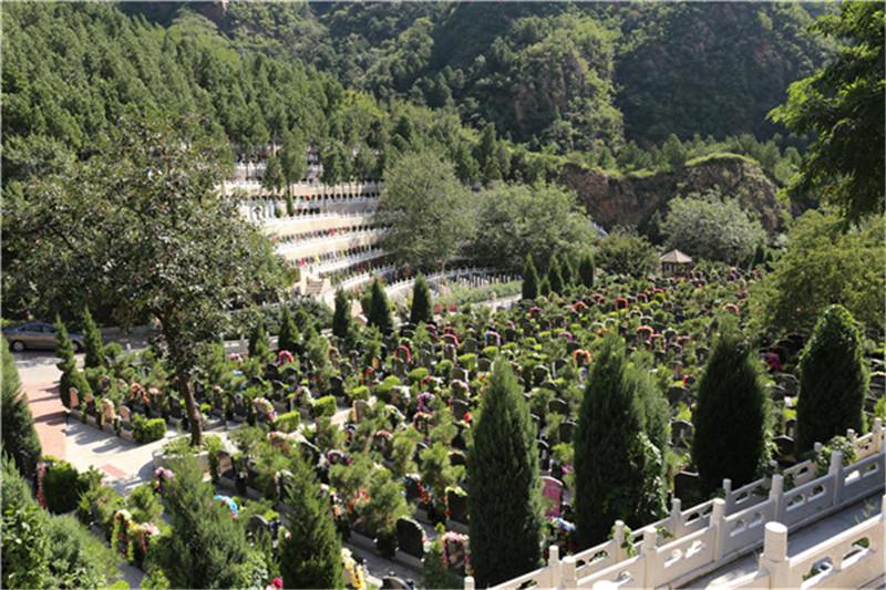 盘龙台公墓