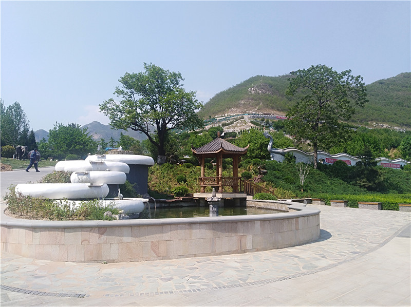 桃峰陵园景观
