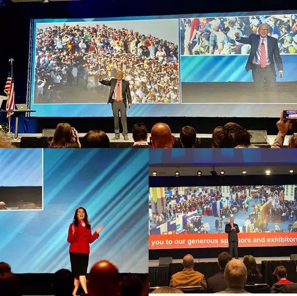2019美国NFDA会议演讲现场