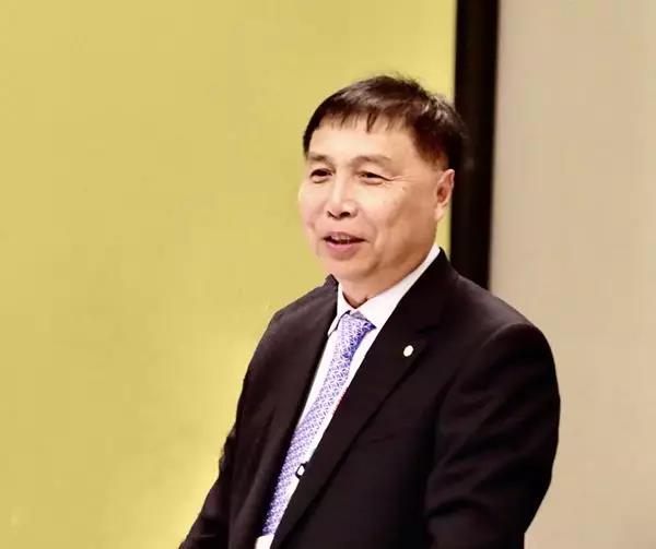 中国殡葬协会副会长、福寿园国际集团总裁王计生致辞