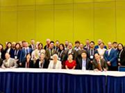 福寿园集团参加2019美国NFDA年会暨殡葬博览会