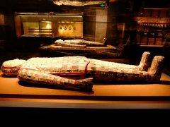 从金缕玉衣中,看汉代恢弘的殡葬制度