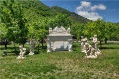 怀柔九公山长城纪念林的性质