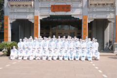 关于北京市东郊殡仪馆抗疫实录