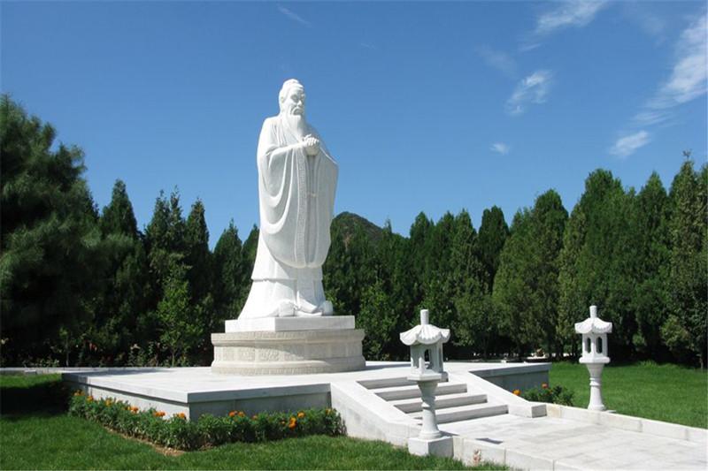 清东陵万佛园雕像