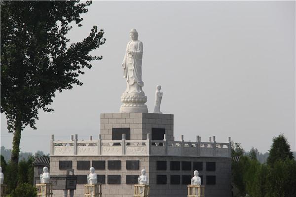 涿州万佛园公墓合法吗?